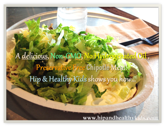 Hip & Healthy Kids Chipotle cover