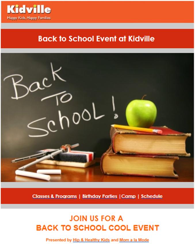 KidvilleBacktoSchoolCool