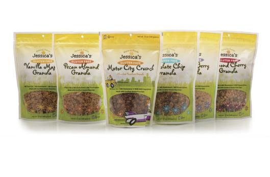 Granola Varieties